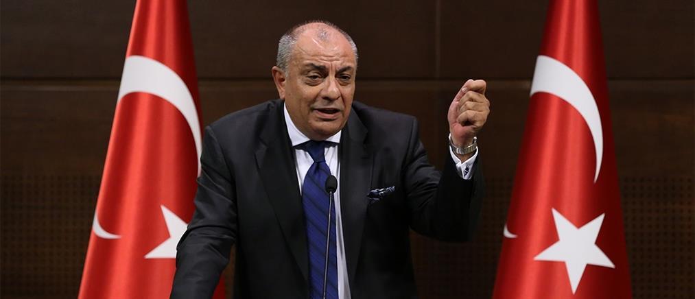 """""""Ανεπιθύμητος"""" ο αντιπρόεδρος της τουρκικής κυβέρνησης στην Ολλανδία"""