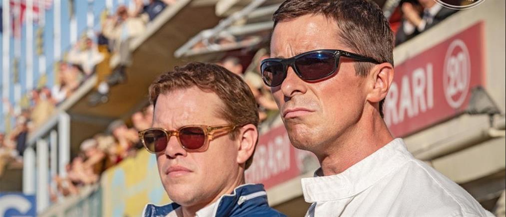 """Ford v Ferrari"": Κρίστιαν Μπέιλ και Ματ Ντέιμον μαζί στην ταινία για τους αγώνες F1"