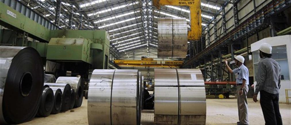 ΕΛΣΤΑΤ: Άλμα 11,4% στις τιμές εισαγωγών της βιομηχανίας τον Φεβρουάριο