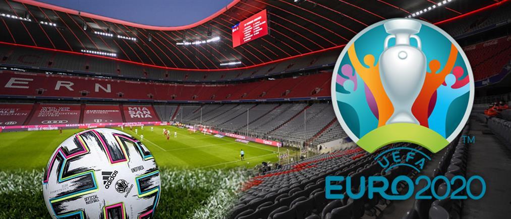 Euro 2020: αποστολές με 26 παίκτες, αγώνες με 23