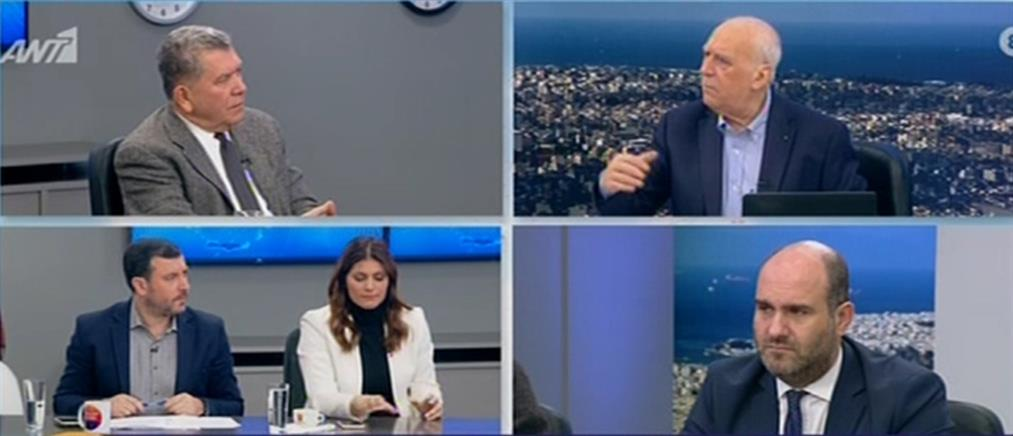 """Μαρκόπουλος στον ΑΝΤ1 για τον """"Μάξιμο Σαράφη"""": θα καταθέσουν όλοι, θέλουν δε θέλουν"""