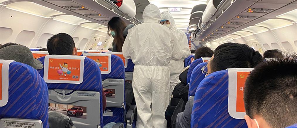 Κοροναϊός: τέλος τα ζεστά γεύματα, οι κουβέρτες και οι εφημερίδες στο αεροπλάνο