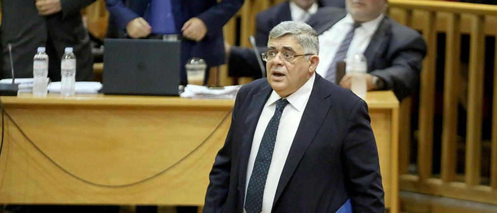 Νίκος Μιχαλολιάκος: η Χρυσή Αυγή ήταν Κίνημα εθνικής αντίστασης