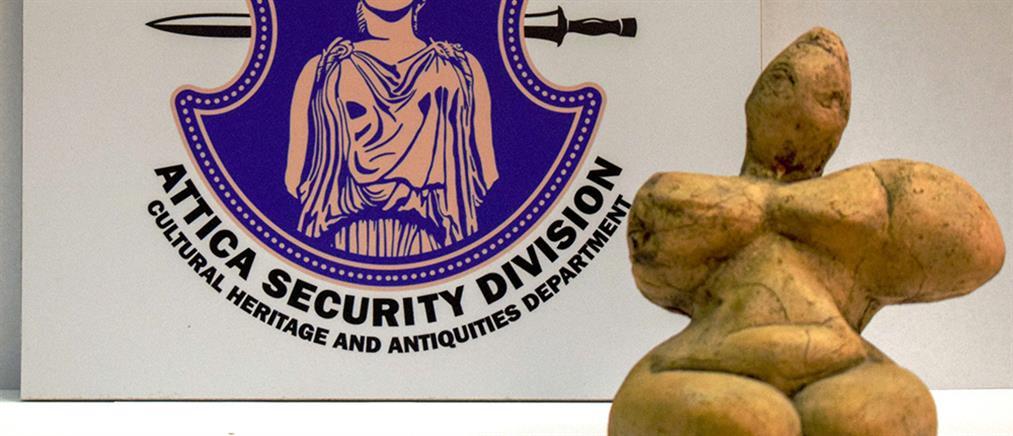 Συνελήφθησαν αρχαιοκάπηλοι με σημαντικά μνημεία