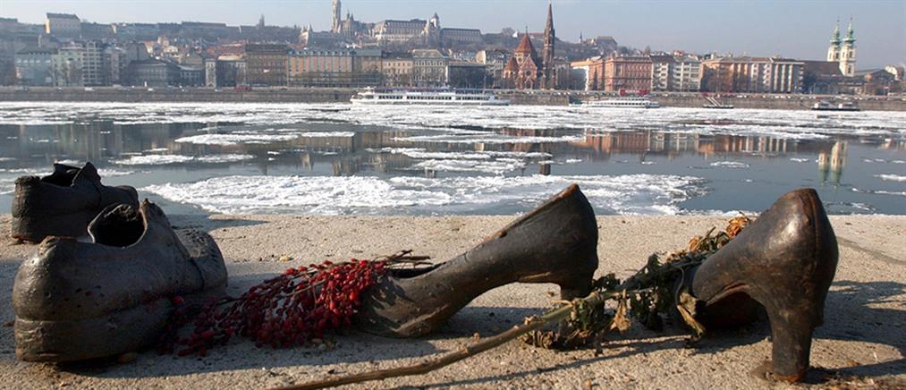 Ισραηλινοί βουτούν στο Δούναβη για να βρουν θύματα των ναζί