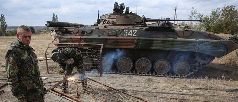 Εκεχειρία στην Ουκρανία από 1/9 ζητούν Μέρκελ, Ολάντ και Πούτιν