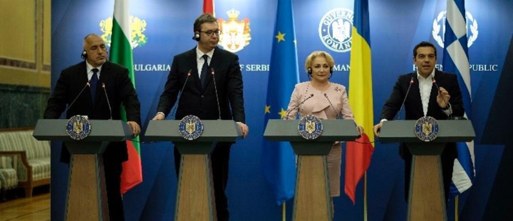 Στη Θεσσαλονίκη η τετραμερής Ελλάδας – Βουλγαρίας – Σερβίας – Ρουμανίας