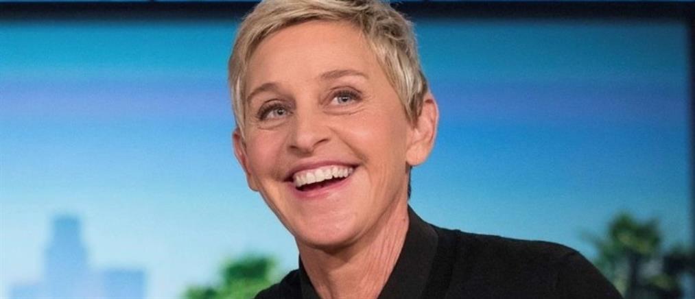 H Ellen DeGeneres για την περιπέτεια με τον κορονοϊό