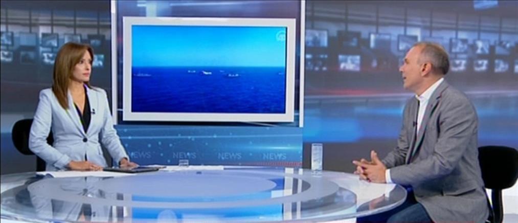Φίλης στον ΑΝΤ1: Ο Ερντογάν θέλει να αποκόψει το Καστελλόριζο από την υπόλοιπη Ελλάδα (βίντεο)