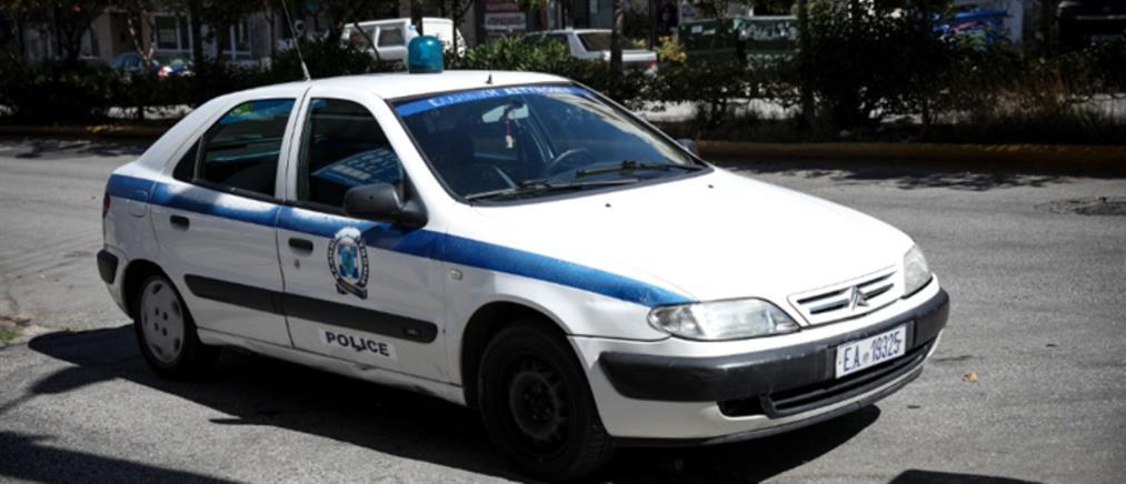 Τραυματίστηκε αστυνομικός από έκρηξη σε περιπολικό (εικόνες)