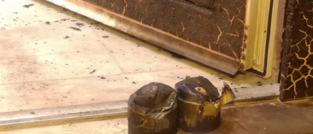 Έκρηξη από γκαζάκια σε πολυκατοικία