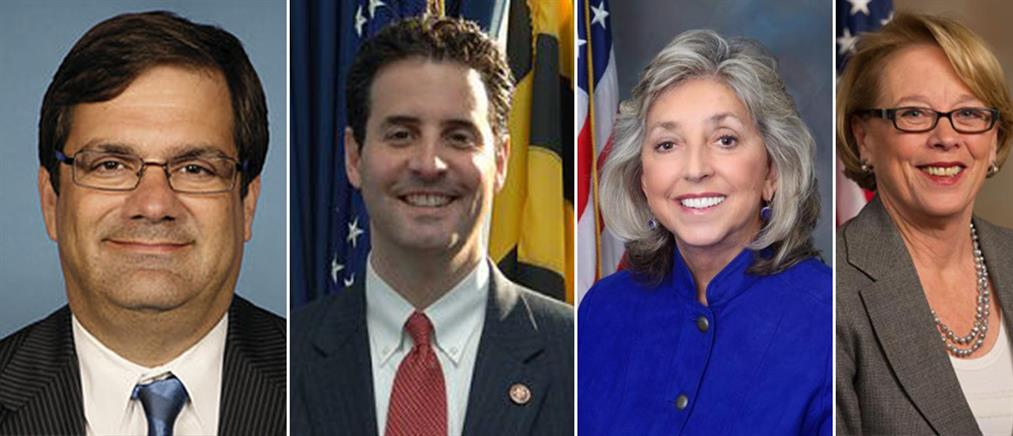 Τέσσερις Ελληνοαμερικανοί επανεκλέγονται στη Βουλή των Αντιπροσώπων