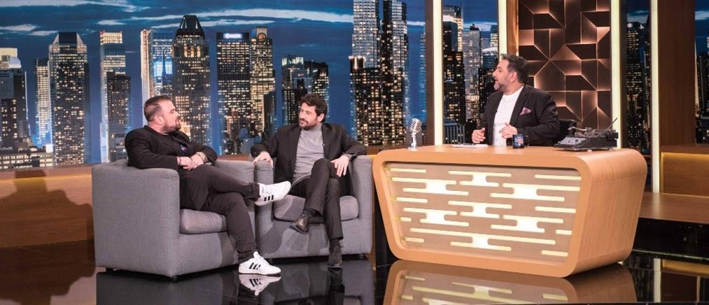 """Αλέξης Γεωργούλης στο """"The 2Νight Show"""": με αδίκησε το τρολάρισμα για την ομιλία στην Ευρωβουλη (βίντεο)"""