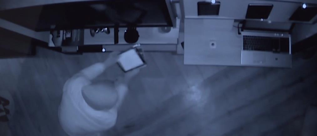 """Βίντεο από απανωτά """"χτυπήματα"""" διαρρηκτών σε επιχειρήσεις (βίντεο)"""