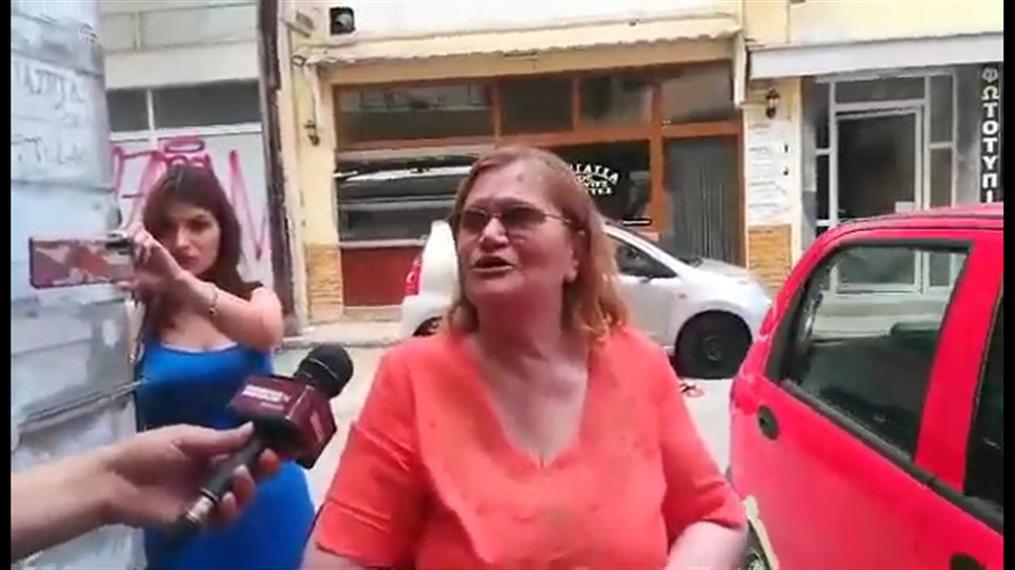 Μαρτυρία για την επίθεση με τσεκούρι στην Κοζάνη