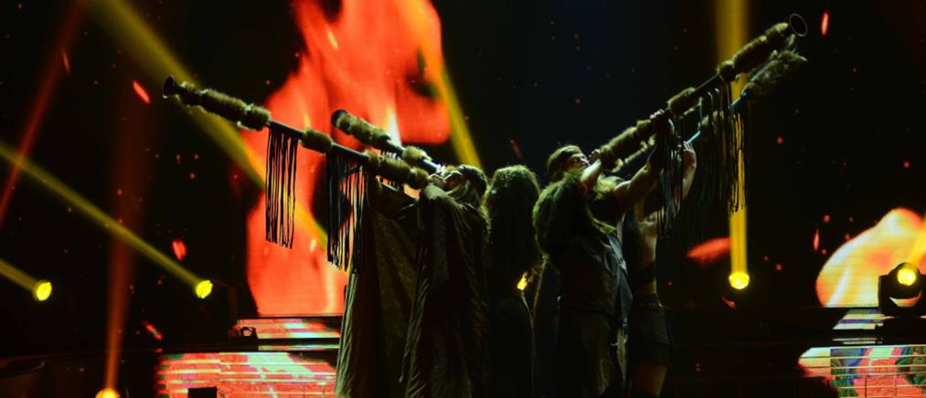 """Σε ρυθμούς Eurovision το """"Your Face Sounds Familiar"""" (εικόνες)"""