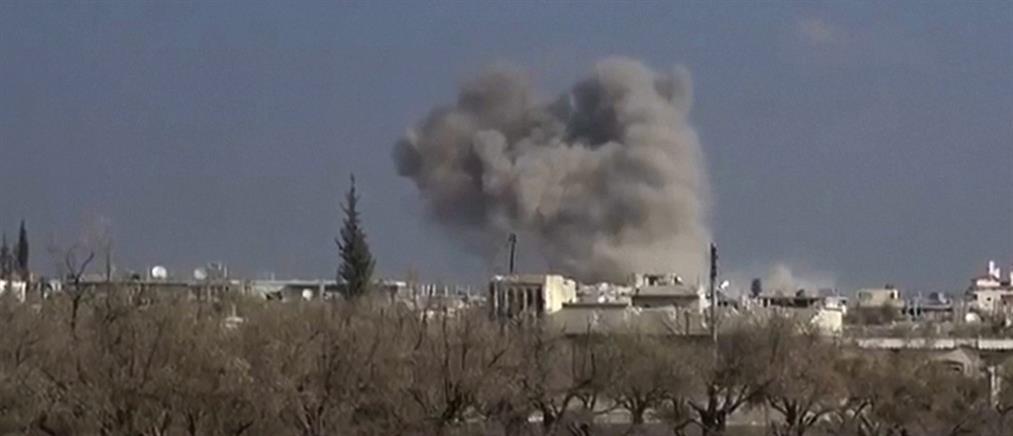 Παραβιάστηκε η εκεχειρία στη Συρία