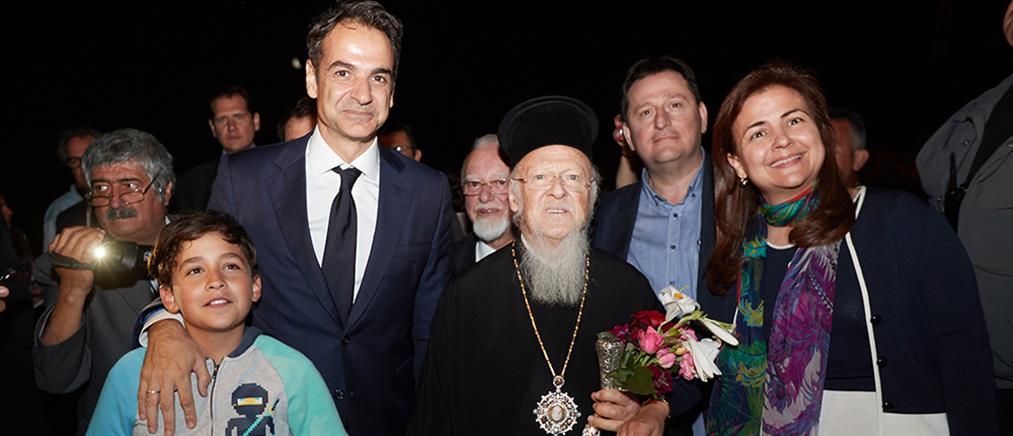 Μητσοτάκης: η Ίμβρος να γίνει παράδειγμα ειρηνικής συνύπαρξης Ελλήνων και Τούρκων