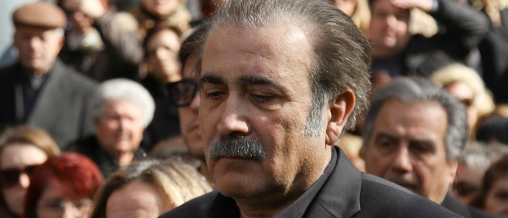 Λάκης Λαζόπουλος: πένθος για τον θάνατο της συζύγου του