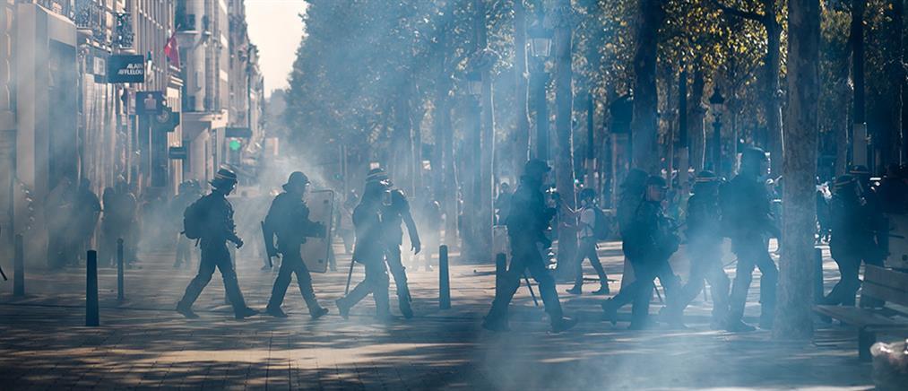 Ο Μακρόν συμβούλευσε τους νέους που διαδηλώνουν για το κλίμα να πάνε να το κάνουν στην Πολωνία!
