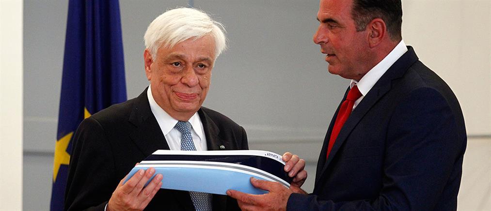 Παυλόπουλος: είμαστε έτοιμοι να υπερασπισθούμε αποτελεσματικά την πατρίδα