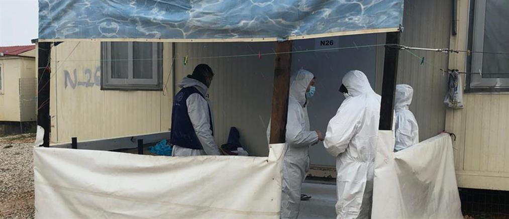 Μαλακάσα: κλιμάκιο του ΕΟΔΥ ιχνηλάτησε τις επαφές του επιβεβαιωμένου κρούσματος
