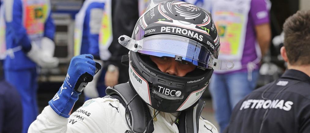 F1: Πρωτιά για τον Μπότας στην Αυστρία