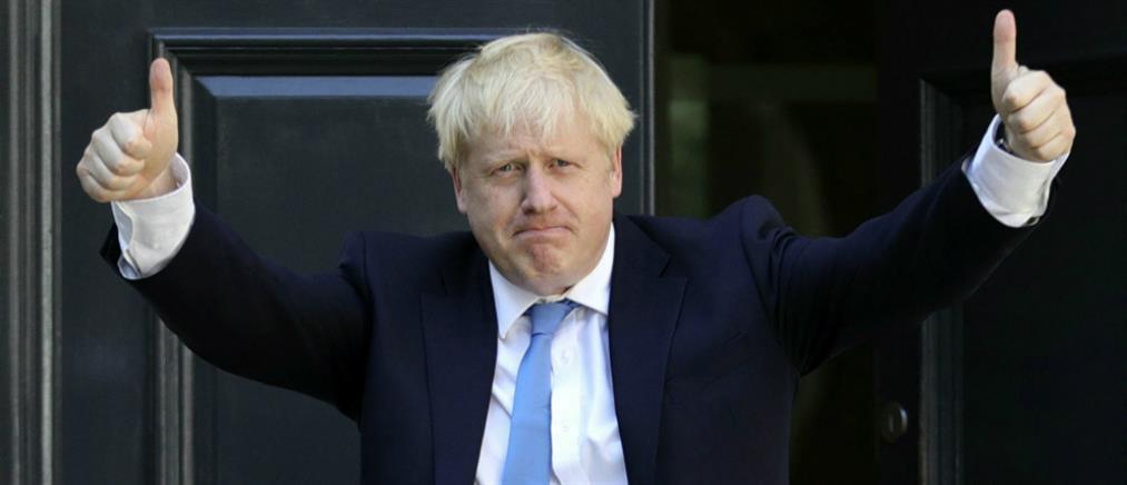 Βρετανία: σαρωτική νίκη του Μπόρις Τζόνσον