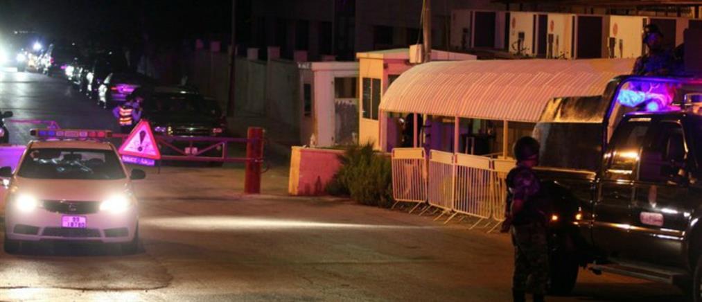 Αιματηρή επίθεση στην Ισραηλινή πρεσβεία στην Ιορδανία (βίντεο)