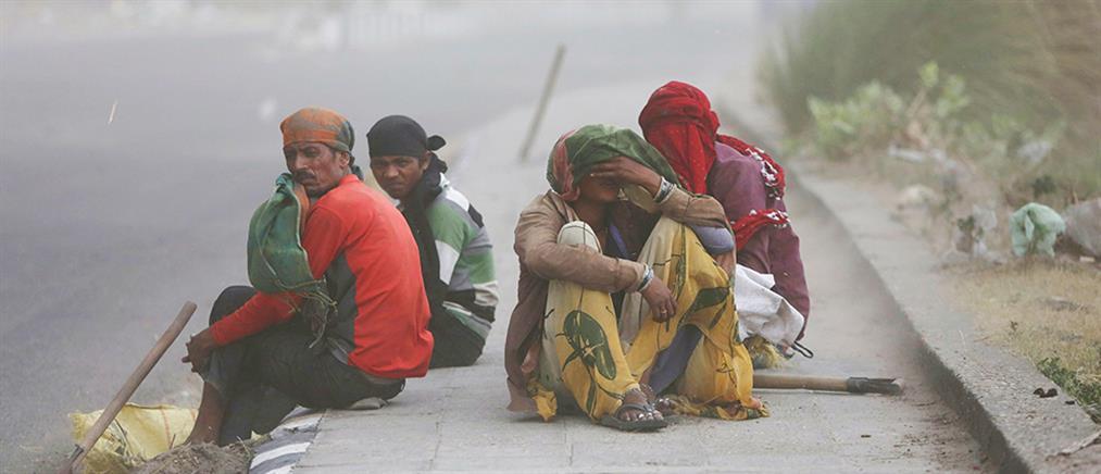 Ινδία: Δραματική αύξηση των νεκρών από τον καύσωνα (βίντεο)