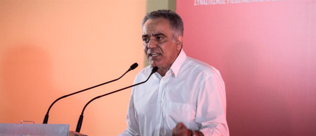 Σκουρλέτης: Ανοικτός ΣΥΡΙΖΑ κόντρα στην νεοφιλελεύθερη αντιμεταρρύθμιση
