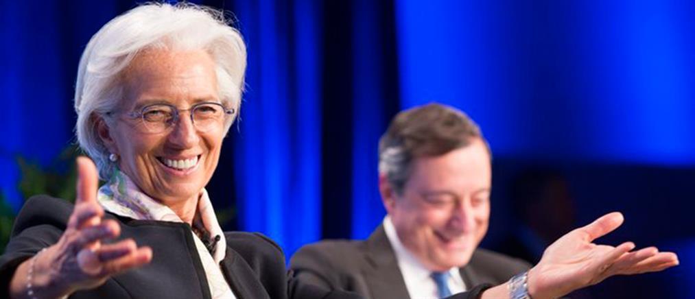 """""""Σινιάλο"""" Ντράγκι για μείωση των επιτοκίων και νέο QE"""