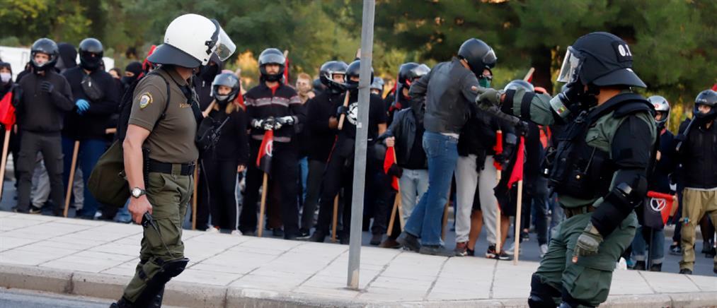 Θεσσαλονίκη: Συλλήψεις για τα χθεσινά επεισόδια