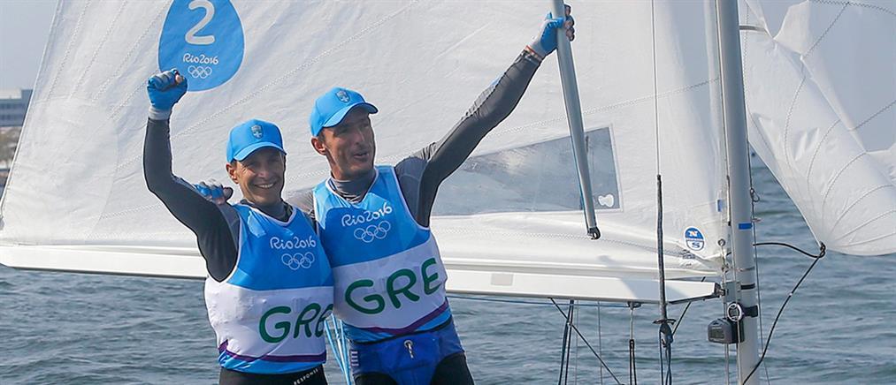 Ολυμπιακοί Αγώνες: Πήραν το εισιτήριο για το Τόκιο οι Μάντης - Καγιαλής