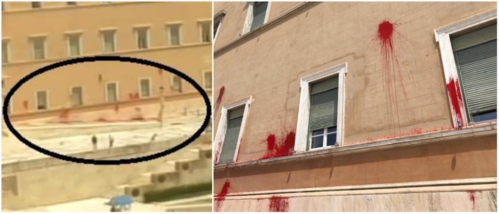 """""""Ρουβίκωνας"""": Για κακούργημα διώκεται ο συλληφθείς για την επίθεση στην Βουλή"""