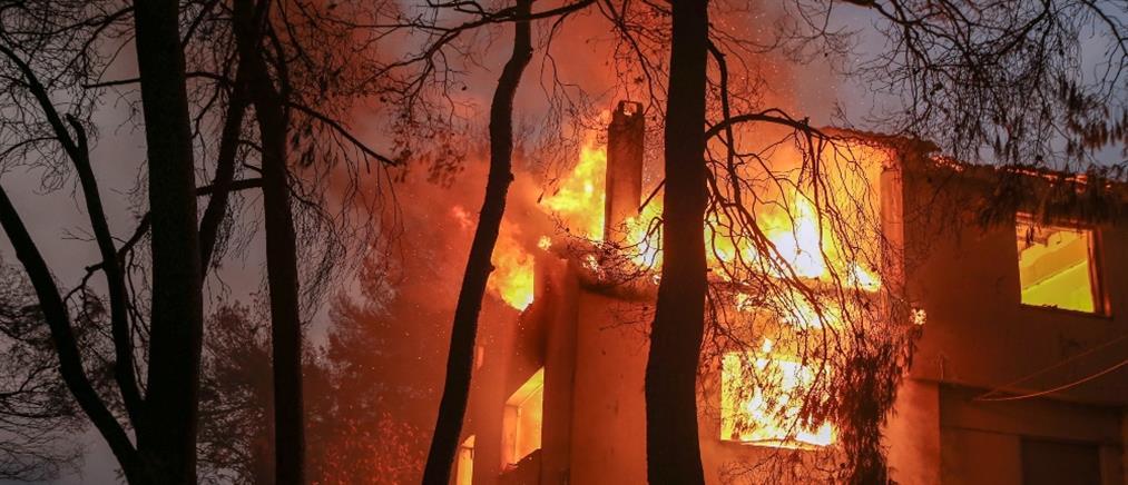 Φωτιές: Κριτική στην κυβέρνηση από την αντιπολίτευση