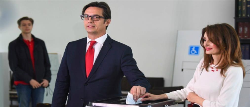 Βόρεια Μακεδονία: υπέρμαχος της Συμφωνία των Πρεσπών ο νέος Πρόεδρος