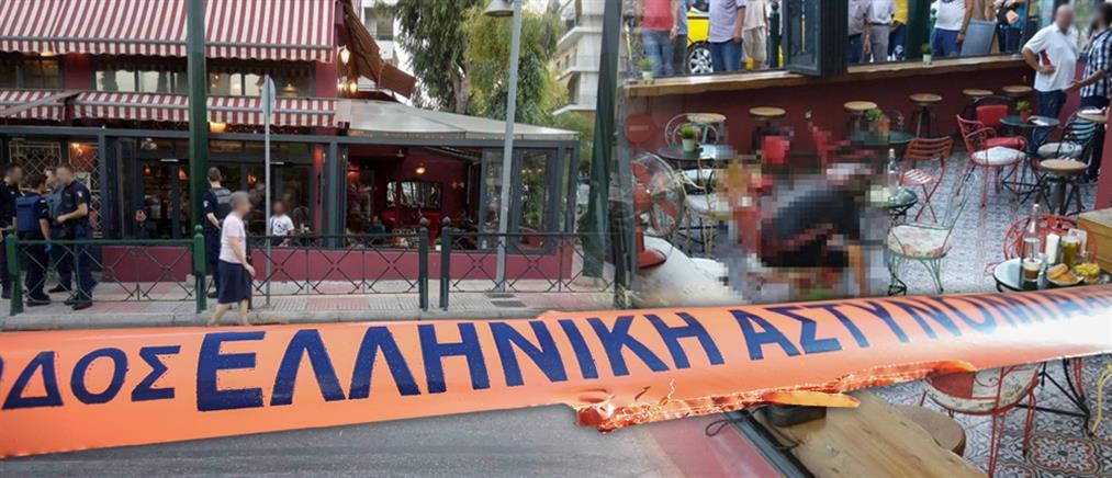 Δολοφονία στο Περιστέρι: οι κάμερες ασφαλείας κατέγραψαν τον δράστη