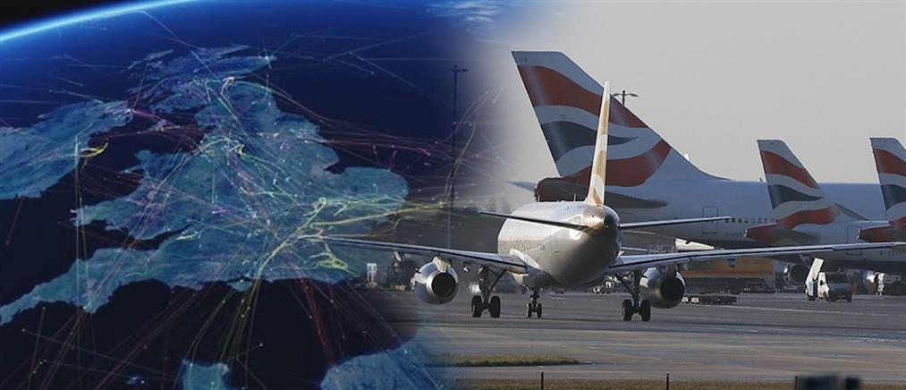 Κορονοϊός: Παράταση στην αναστολή των πτήσεων