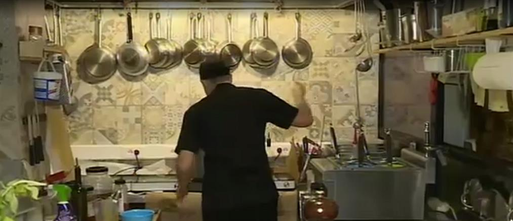 "Lockdown: ο ""Γολγοθάς"" της καραντίνας στην εστίαση (βίντεο)"