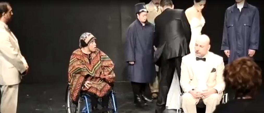 Η ομάδα ΘΕ.ΑΜ.Α. στον ΑΝΤ1 για τις μοναδικές της παραστάσεις (βίντεο)