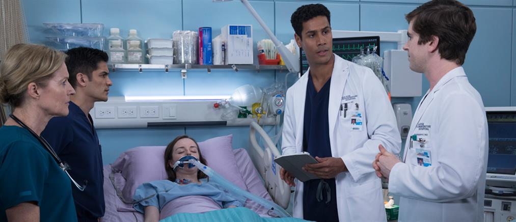 """""""Ο Καλός Γιατρός"""" αναλαμβάνει δράση στον ΑΝΤ1 (εικόνες)"""