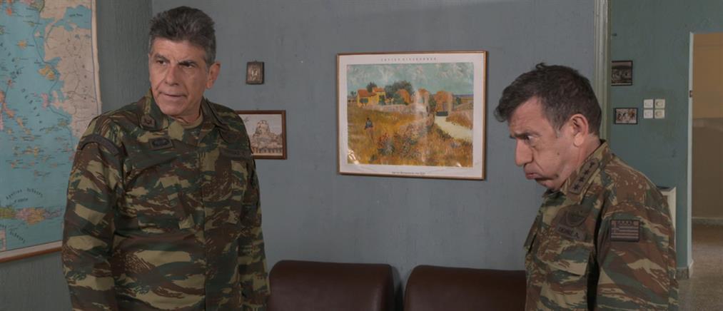 """""""Παρουσιάστε"""": Ο """"εμφύλιος"""" και ο νέος διοικητής Γλάρος (εικόνες)"""