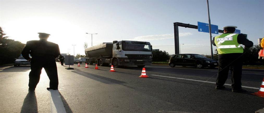 Κυκλοφοριακές ρυθμίσεις στην Αθηνών – Θεσσαλονίκης