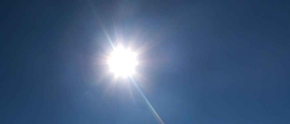 Καιρός: Ηλιόλουστη η Κυριακή σε όλη τη χώρα