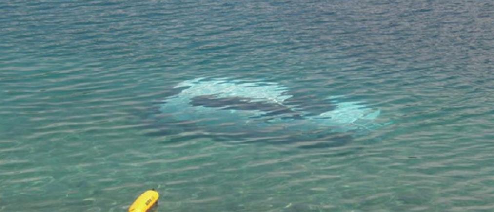 Κλεμμένο αυτοκίνητο βρέθηκε στη θάλασσα
