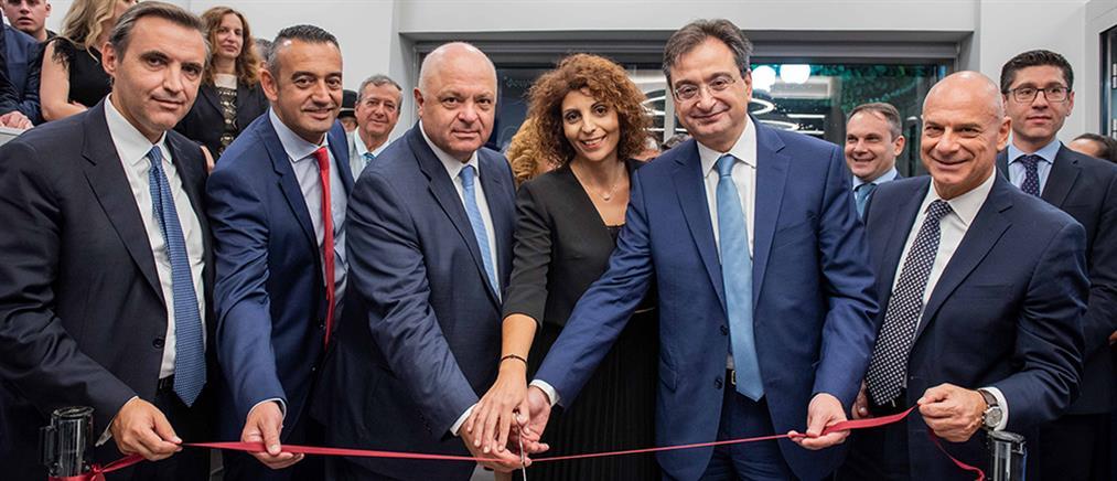 Eurobank: εγκαίνια στο νέο κτίριο Περιφερειακής Αγοράς Δωδεκανήσου