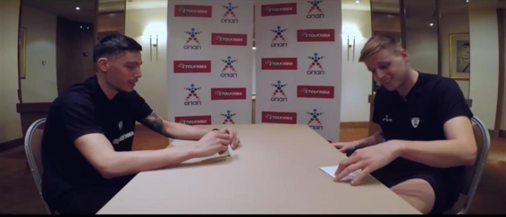 Κόνιαρης και Χαραλαμπόπουλος κάνουν ...επίδειξη γνώσεων ενόψει Μουντιάλ (βίντεο)