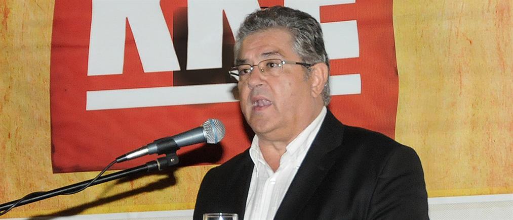 Δεν θα λάβουν μέρος στην συζήτηση για το δημοψήφισμα οι βουλευτές του ΚΚΕ