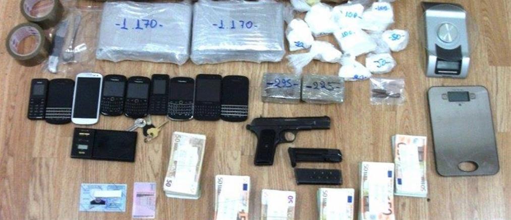 Έφερναν μεγάλες ποσότητες ναρκωτικών στην Ελλάδα